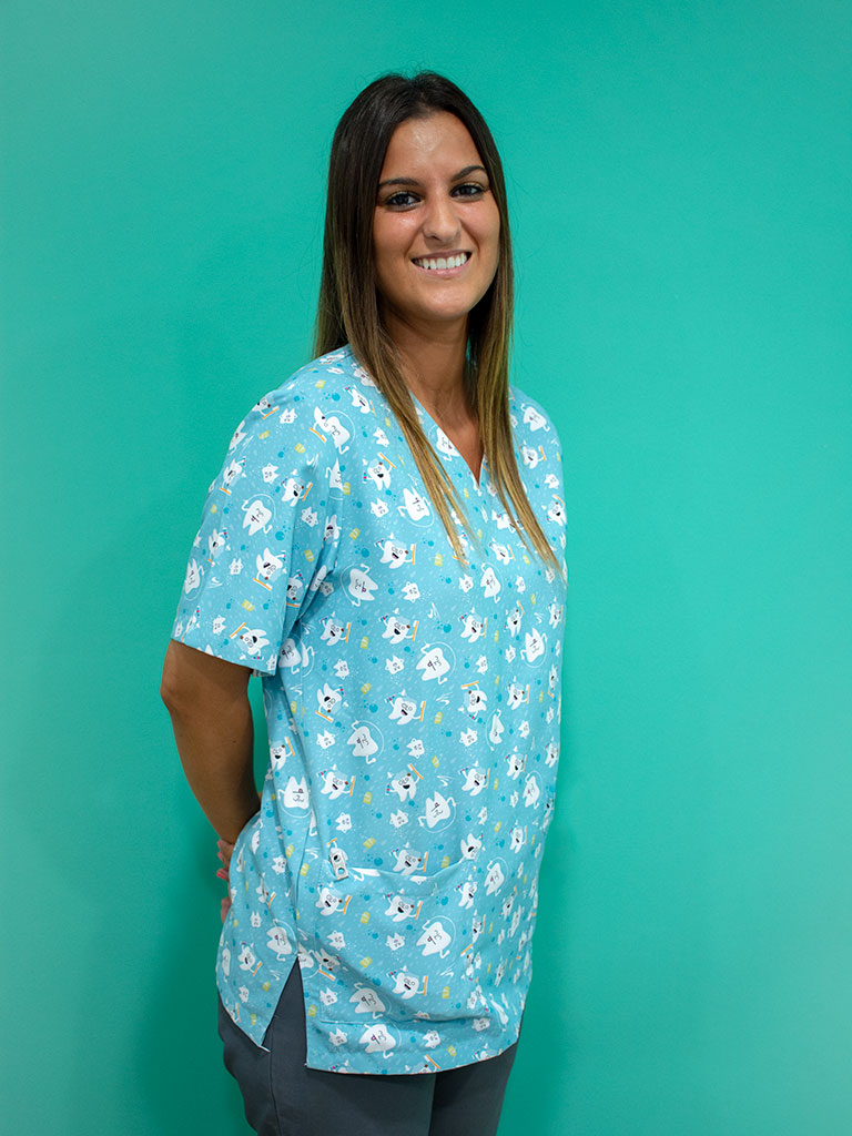 Dña. Sandra Jiménez - Higienista Dental
