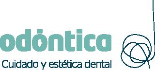 Logo Odóntica cuidado y estetica dental