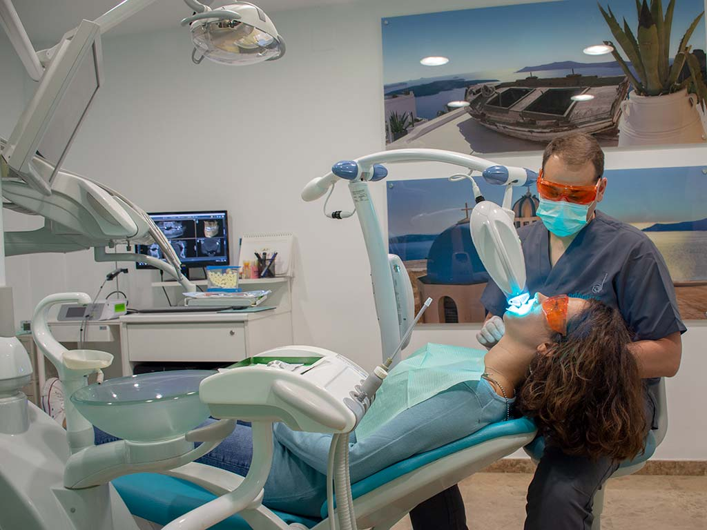 Tratamiento blanqueamiento dental Zoom